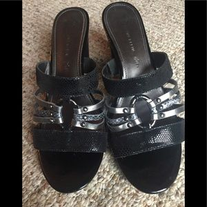 Shoes - Beautiful sandals by Anne Klein size 10m